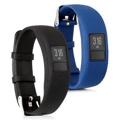 2x Sportarmband für Garmin Vivofit 4 Fitness Tracker Halterung