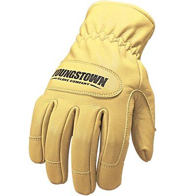 Youngstown Glove 12-3265-60-l Ground Glove Performance Work Gloves Large Tan