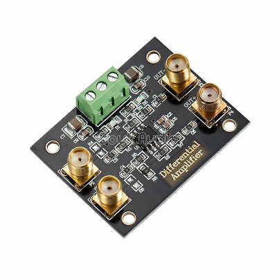 Ad8138 Differential Amplifier Module Single-ended To Differential Adc Driver Diy