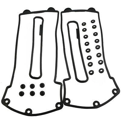 Valve Cover Gasket Left & Right for 99-03 BMW 540i 740i X5 E38 E39 E53 4.4L M62