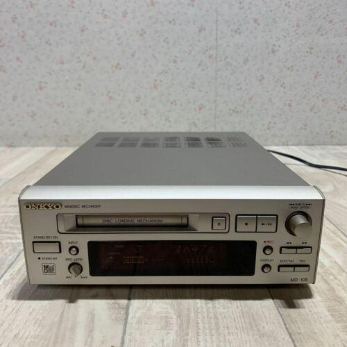 ONKYO MD-105AX Mini Disk Recorder MD