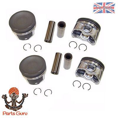 DNJ PR411 Standard Piston Ring Set For 00-01 Mazda MPV 2.5L V6 DOHC 24v