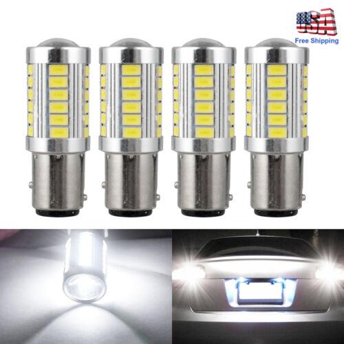 10PCS Xenon White 24-SMD T10 168 194 2825 Car LED Bulbs  License Plate Lights KY