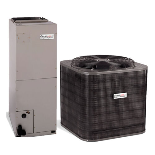 Grandaire 3.5 Ton 15 Seer Central System Wca6424gka, Wahl484b