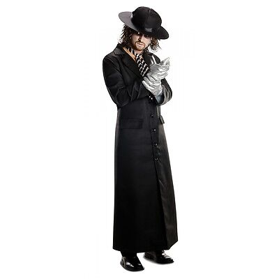 Wwe Fancy Dress Adults (The Undertaker Adult WWE Wrestler Halloween Fancy)