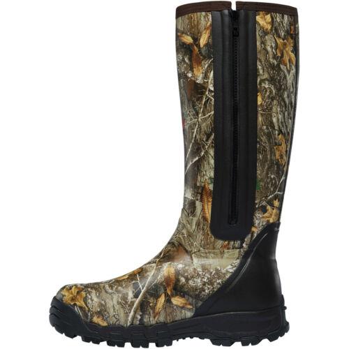 Lacrosse Alphaburly Pro Boots, 1000 gr Zip-side 376030 All Sizes (376017)