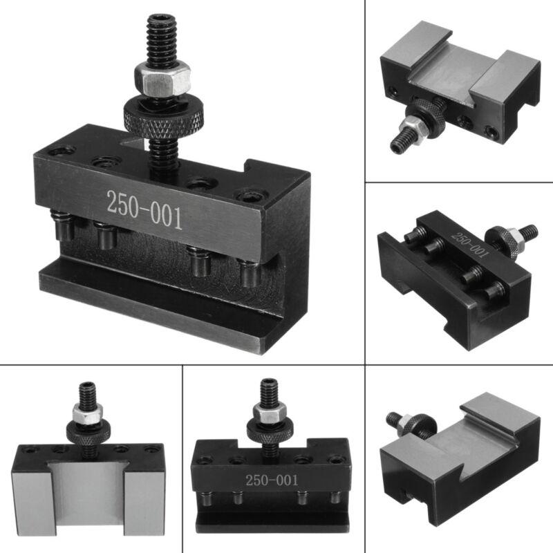 OXA #1 Quick Change Turning Facing CNC Lathes Tool Post Holder Kit