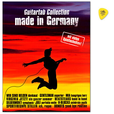 Made in Germany - Guitaretab Collection - Bosworth - BOE7240 - 9783865430861