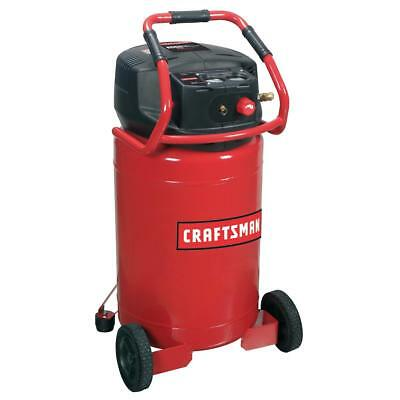 Craftsman 20 Gallon 1.8 HP Vertical Oil-Free Air Compressor 155 Max PSI for sale  Greenwood