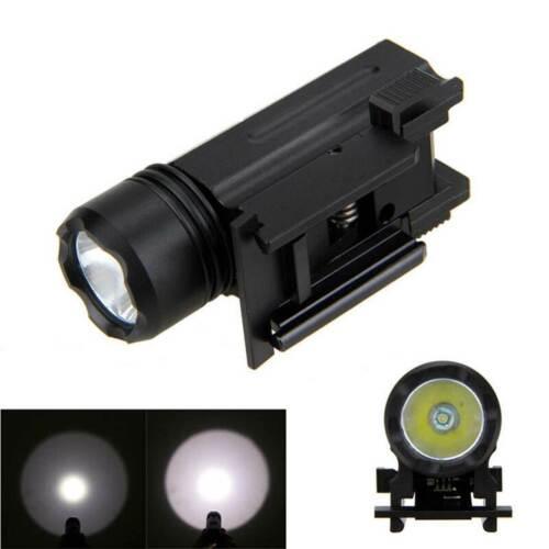 Taktisch 5000Lm Grün XML Q5 LED Taschenlampe Jagd Licht 18650 Montieren Outdoor