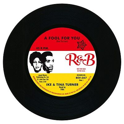 "IKE & TINA TURNER  ""A FOOL FOR YOU""   MASSIVE 60's MOD / R&B CLASSIC    LISTEN!"