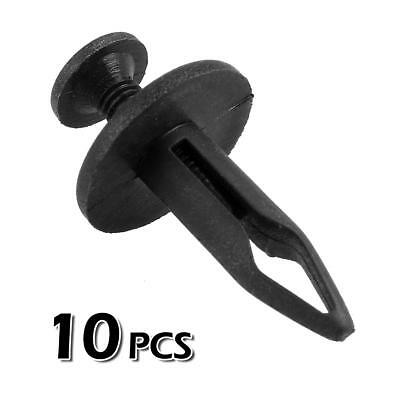 10pcs Radiator Body Moulding Shroud Push Type Clip Retainer for GMC for Buick