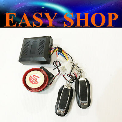 REMOTE CONTROL KILL START SWITCH ALARM 50cc 90cc 110cc 125cc QUAD ATV BUGGY BIKE