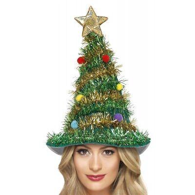 Costume Tree (Christmas Tree Hat Costume Accessory Adult)