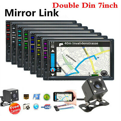 """2DIN 7"""" HD Car Stereo Radio MP5 Player Bluetooth With Rear Camera Touch Screen  for sale  China"""