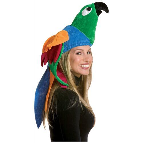 Своими руками маска попугая 60