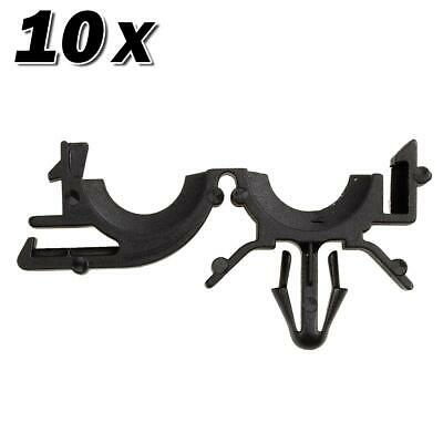 10x Wire Loom Routing Split Harness Conduit Retainer for GMC Acadia 2007-2008