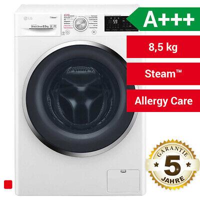 LG F 14WM 8P5KG Waschmaschine Weiß Waschvollautomat Standgerät Frontlader