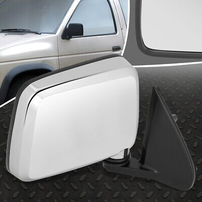 FOR 85-97 NISSAN PICKUP D21 720 OE STYLE MANUAL RIGHT SIDE REAR VIEW DOOR MIRROR 97 Nissan Pickup Door Mirror