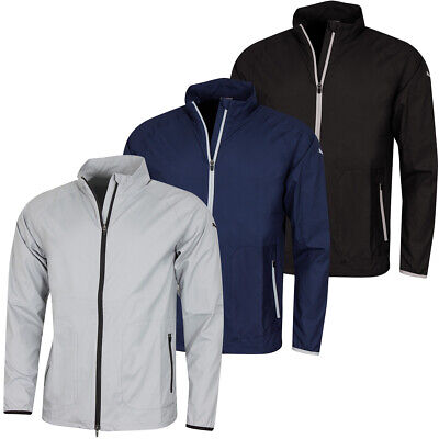 Puma Golf Mens Zephyr WindCELL Water Resistant Breathable Jacket 47% OFF RRP