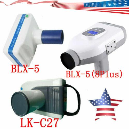 Handled Dental X-Ray Machine Film Imaging Generators System BLX-5/8Plus/LK-C27