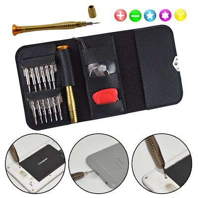 16 in 1 Mobile Phone Repair Tools Screwdrivers Set Kit For iPad4 iPhone 6 Plus 5 Mobile Phone Tools 4
