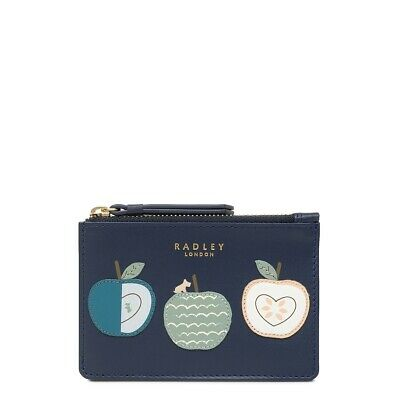 Radley London An Apple A Day Small Coin Purse NEW