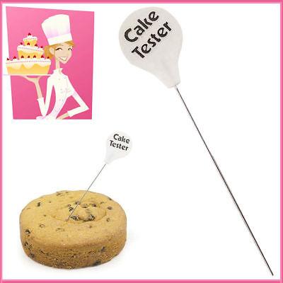 GET BAKING- SET OF 2 CAKE TESTERS Kitchen Craft Baking Utensil Useful
