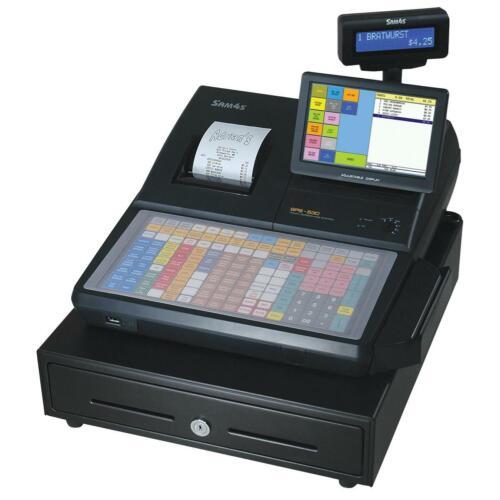 Sam4s ECR SPS-530 - FT Touch Screen POS Cash Register