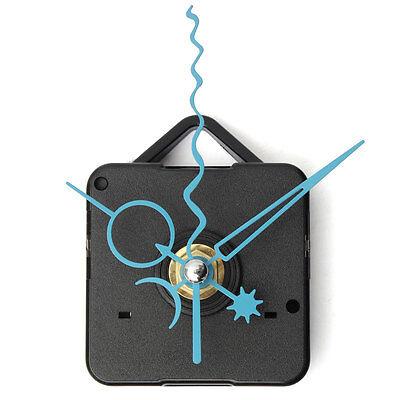 Star Moon Hands Silence DIY Quartz Clock Spindle Movement Mechanism Repair Kits