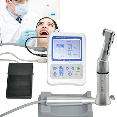 New Contra Angle Handpiece Endodontic Root Canal Treatment Endo Motor Finder