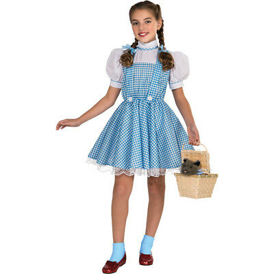 Wizard of Oz Deluxe Dorothy Child Costume | Rubies 886494](Deluxe Dorothy Costume)