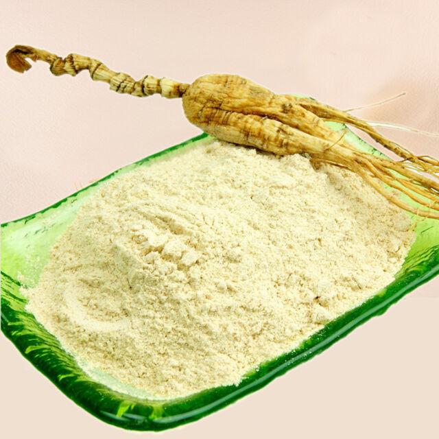 1 oz. 100% Pure ORGANIC wild Ginseng root powder (Panax ginseng) SEX LIBIDO S