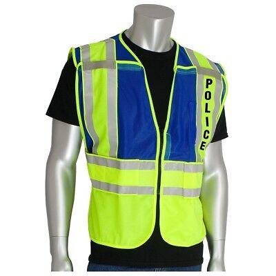 PIP Class 2 Reflective Police Public Safety Vest