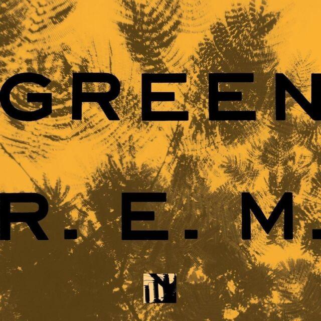 R.E.M. - GREEN   CD NEU