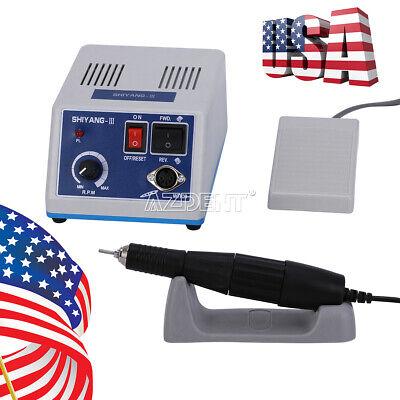 Us Dental Lab Micromotor N3 Micro Motor 35krm Polishing Handpiece Fit Marathon