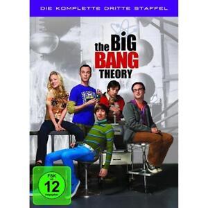 The Big Bang Theory - Die komplette dritte Staffel (2011) TV Erfolgsserie Neu