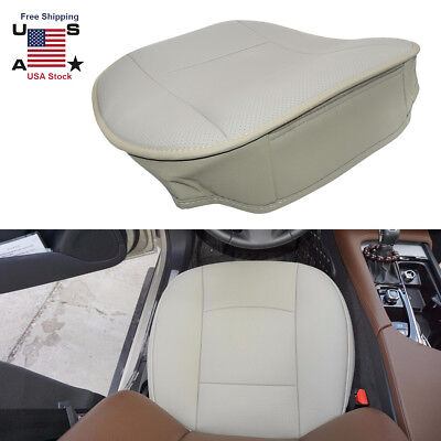 New PU Leather 3D Full Surround Car Seat Protector Cover Fit Most 5 Seat Cars