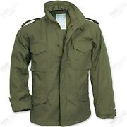 M65 Field Jacket Small