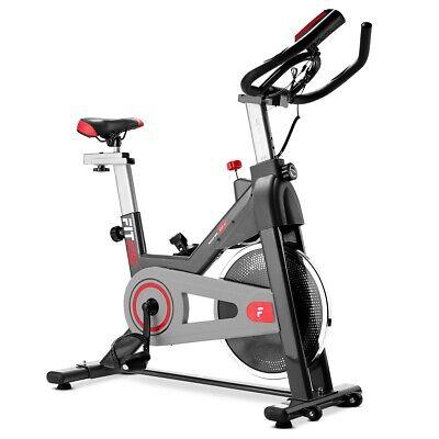 FITFIU – Bicicleta indoor BESP-50 ergonomica 11Kg volante de inercia