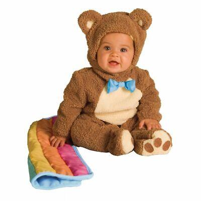 Baby Bear Costume Infant Oatmeal Teddy Bear Halloween Size infant 0-6 - Teddy Bear Baby Halloween Costume
