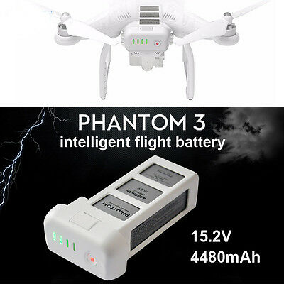 NEW 15.2V 4480mAh for DJI Phantom 3 Professional Intelligent Flight LiPo Battery
