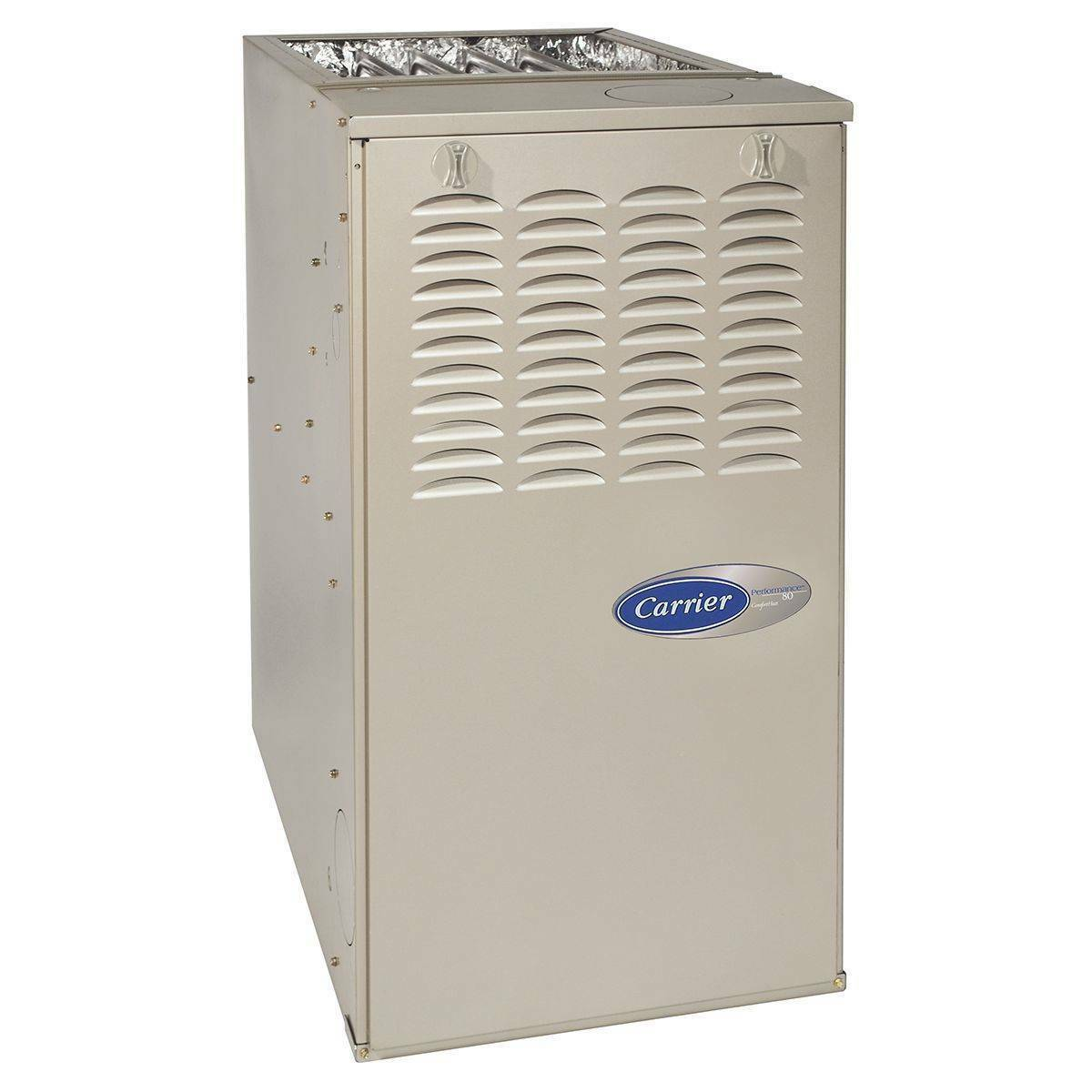 Carrier 70,000 BTU 80% Multi-Position Natural Gas Furnace -