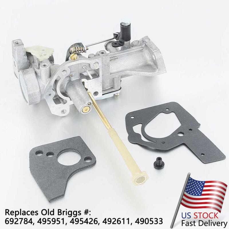 Carburetor fits for Briggs & Stratton 5HP Engine 498298 692784 495951 495426