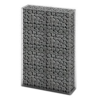 New Items- Gabion Basket Wall  (SKU 141042)vidaXL