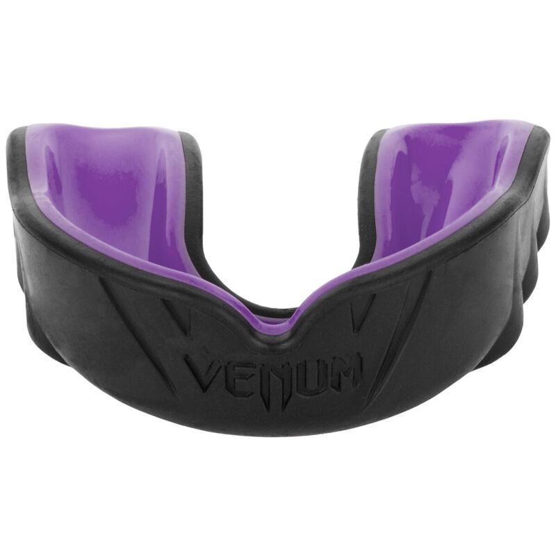 Venum Challenger Mouthguard - Black/Purple