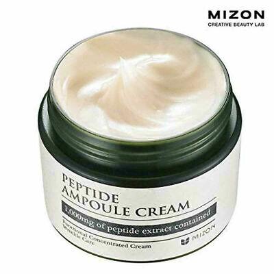 MIZON Peptide Ampoule Cream 50ml / Free Gift / Korea Cosmetics