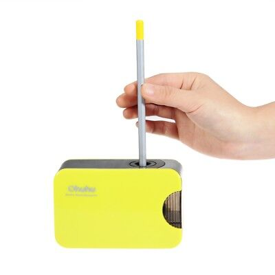 Usb Automatic Electric Touch Switch Pencil Sharpener Home Office School Desktop