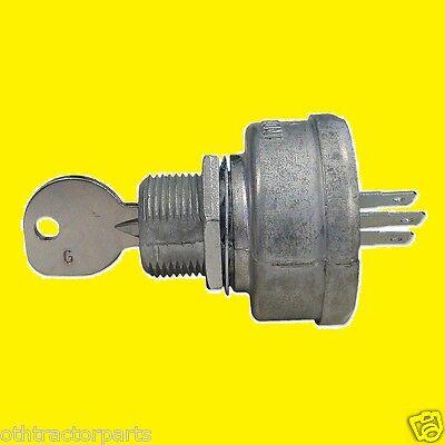60736c2 Ih Farmall Ignition Key Switch Cub 140 Check Serial S 154 184 185