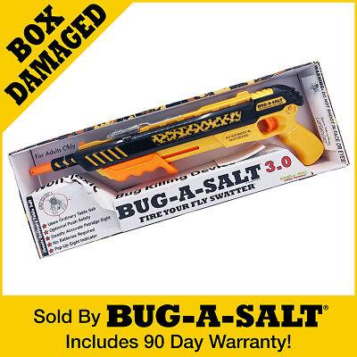 Damaged Box Authentic BUG-A-SALT Orange Crush 3.0 Insect Eradication Salt Gun